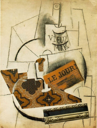 Jp dubs since 2006 archives - Picasso nature morte a la chaise cannee ...