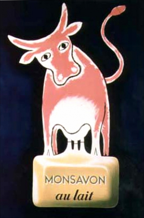 graphisme en france 1950-1960 savignac monsavon