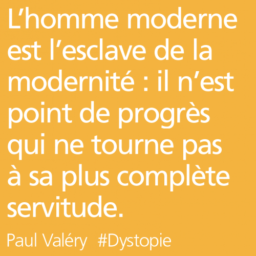 citation,critique progrès,valéry