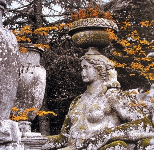 bomarzo,zoladz,photo,la sirène