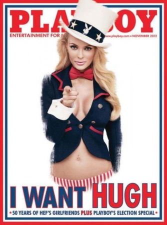 uncle sam,i want you Playboy
