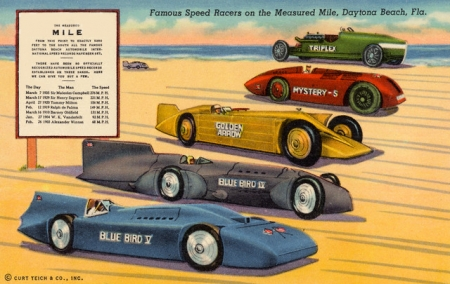 famous speed racers