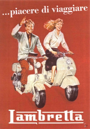 lambretta,scooter