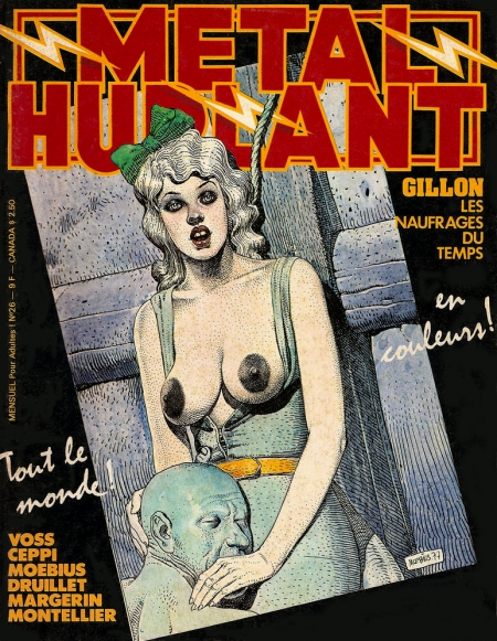bd,mtal hurlant,moebius,jim,giger,tardi,druillet,major gruber,nicollet