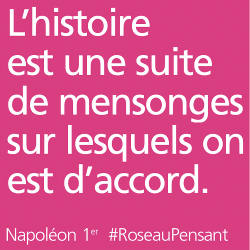 citation,citations,roseau pensant,napoléon