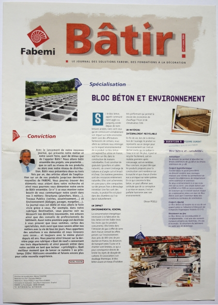 communication éditoriale,journaux,journal interne,journal externe,concepteur rédacteur,conception rédaction,sang neuf,magazine.fr,urcvl,implication,vachette,forbo sarlino,ademe,ferraz shawmut,3m