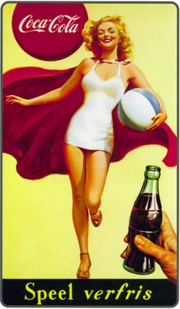 publicité,pin-up,schweppes,uma thurman,perrier,dita von teese,coca cola