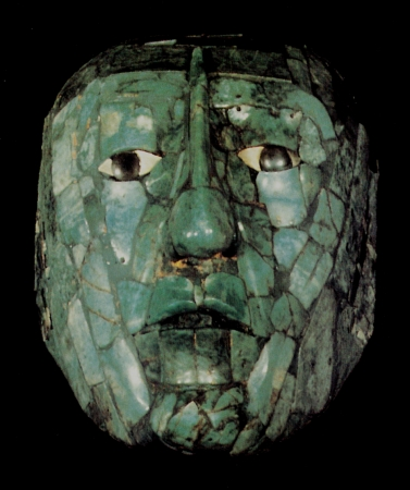 art précolombien,mexique,colima,pacal II,palenque,masque funéraire,jade,quimbaya,guatémala,honduras,méso-amérique,amérique du sud,andes,arts non occidental,mixtèque,zapotèque,colombie,pérou,bolivie,culture cauca,mochica,art huari,nazca,art mexicain,teotihuacan,art aztèque,art maya,palenque,stèle,crâne de cristal,crâne,tezcatlipoca