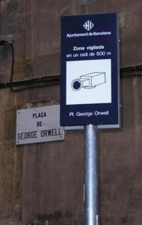 big brother,télésurveillance,place orwell