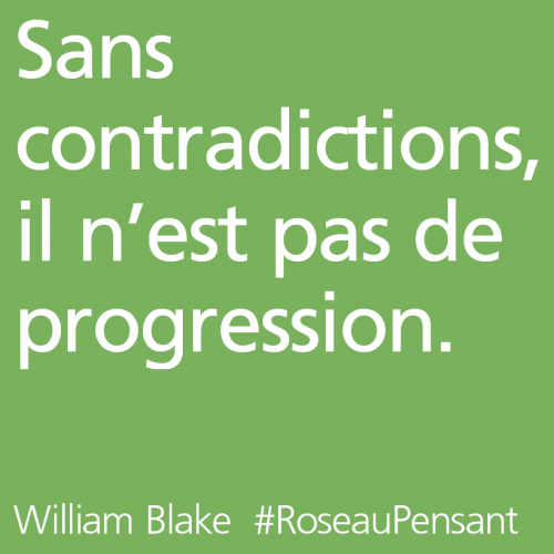 citation,blake,roseau pensant
