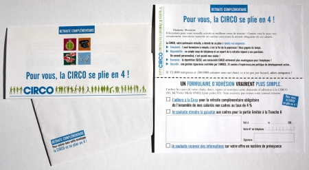 marketing direct b to b et b to c,circo prévoyance,magazine.fr