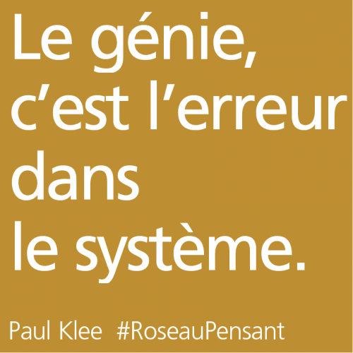 citation,citations,roseau pensant,klee