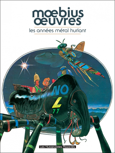 illustration,bd,moebius,incal noir,garage hermétique,gir,giraud