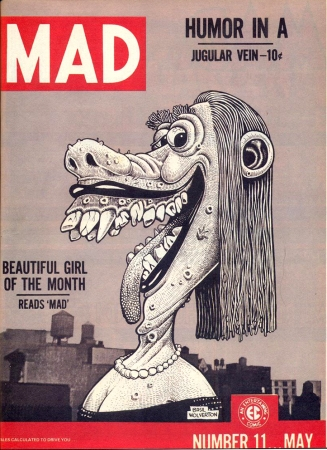mad magazine,harvey kurtzman