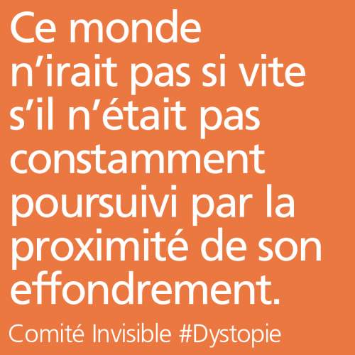 citation comité invisible