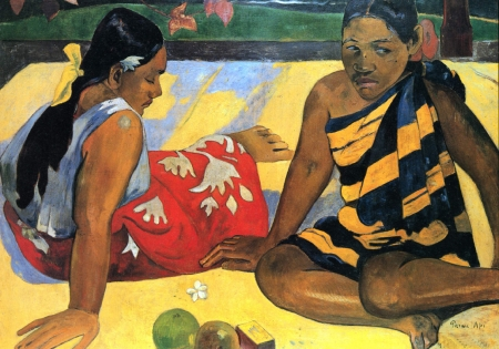 Gauguin_Femmes de Tahiti(1891).jpg