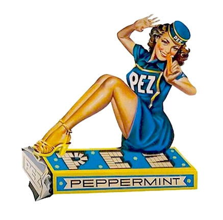 pin-up,pub,pez