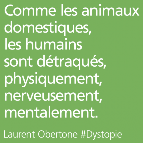 citations dystopiques,obertone