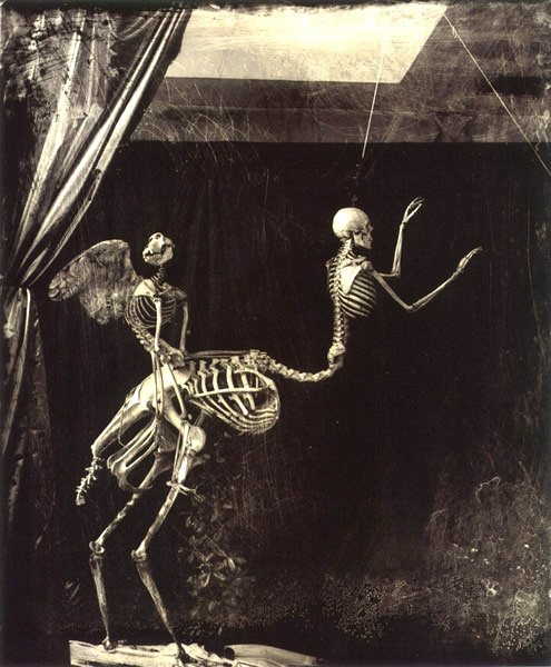 art,squelettes,skeletons,witkin