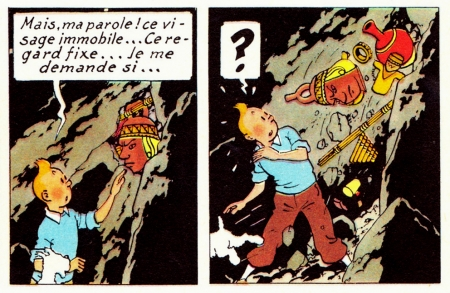 tintin,le temple du soleil,herg,incas