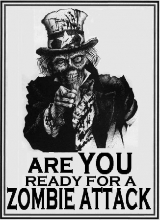 uncle sam zombie
