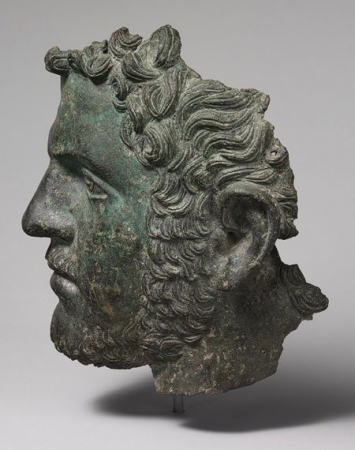 art antique,sculpture Caracalla