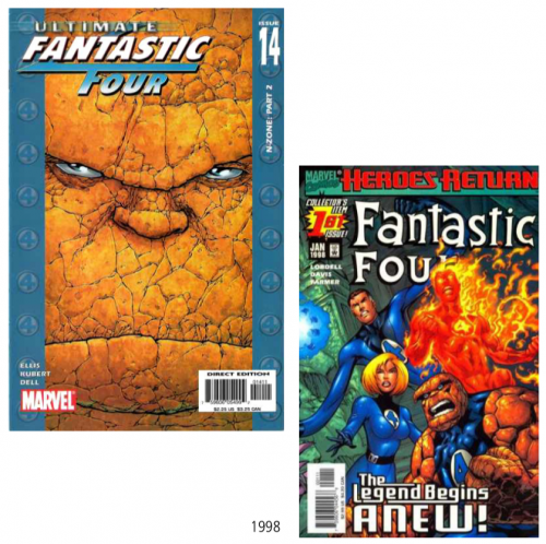 bd,comics,superhéros,fantastic four