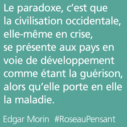 citation,morin,roseau pensant