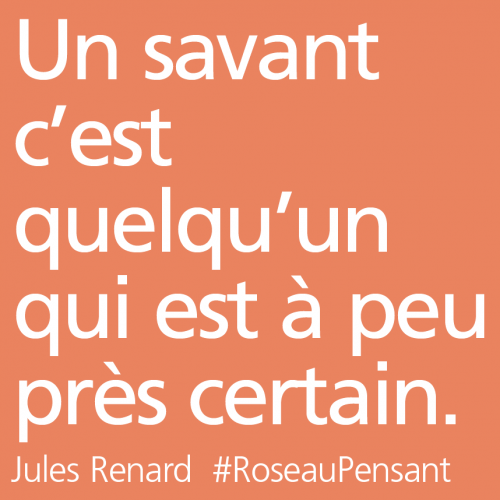 citation,citations,roseau pensant,renard jules