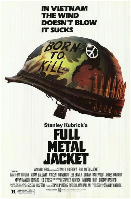 affiches,film full metal jacket