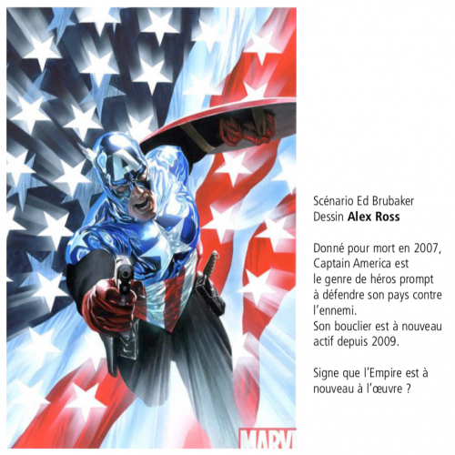 bd,comics,superhéros,captain america,alex ross