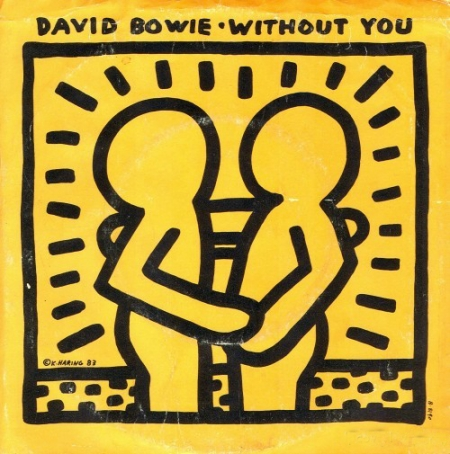 keith haring,bowie