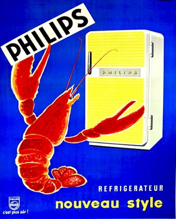graphisme en france 1950-1960 villemotphilips
