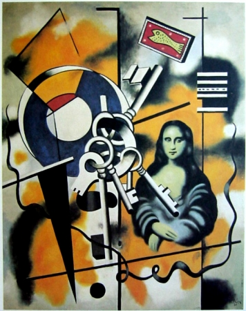 détournements,citations,joconde,mona lisa,duchamp,l.h.o.o.q,malevitch,warhol