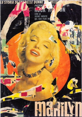 marylin,warhol,pauline boty,the only blonde in the world