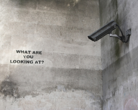 big brother,banksy