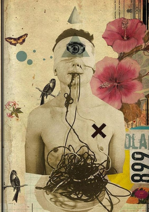 art,collages,diego maxx