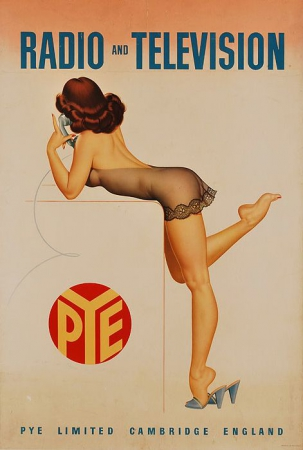 pub pin up pye archie dickens
