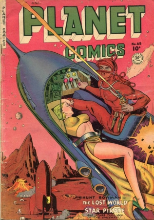 space girls,pin up spatiales planet comics