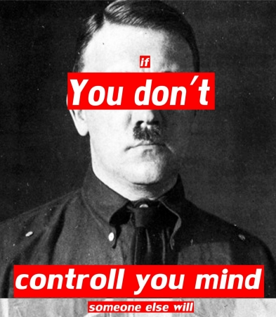 critique sociale,barbara kruger
