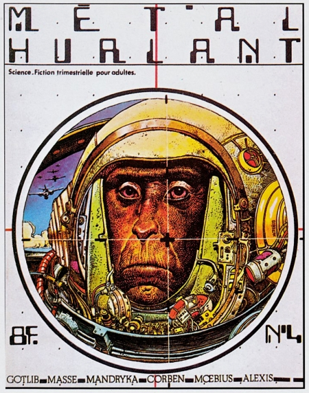 bd,mtal hurlant,moebius,druillet