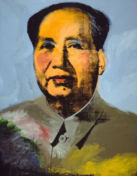 art,pop art,andy warhol,mao