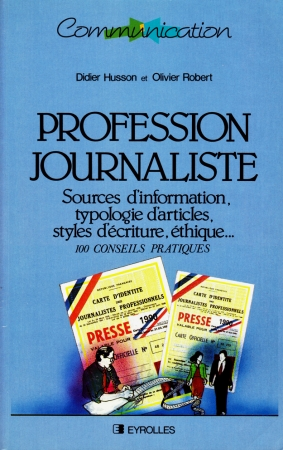 Profession journaliste