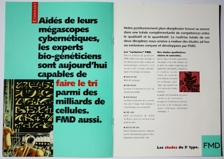 publicité,concepteur rédacteur,conception rédaction,communication business to business,b to b,agence magazine.fr,fmd,sang neuf,france air,sullair,spit,3m,dewalt,ouroumoff,arawak,européenne de garantie,gardette,krohne