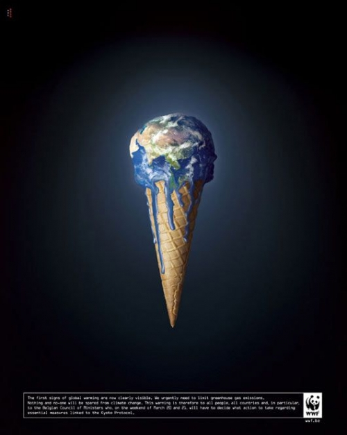 le réchauffement climatique en images,global warming pics,wwf