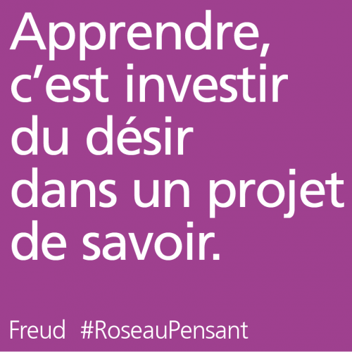 citation,freud,roseau pensant