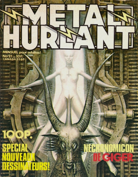bd,mtal hurlant,moebius,giger,tardi,druillet,major gruber,nicollet