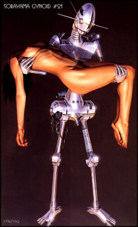 Hajime Sorayama.jpg