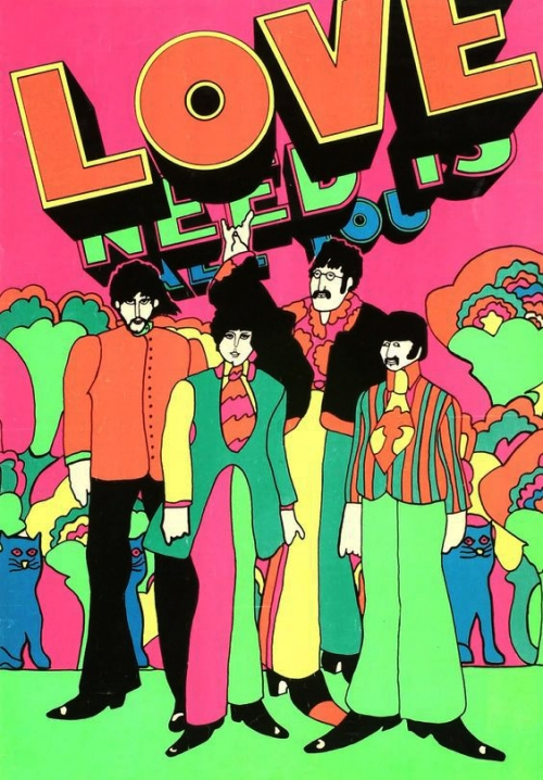 all you need is love,beatles,edelmann